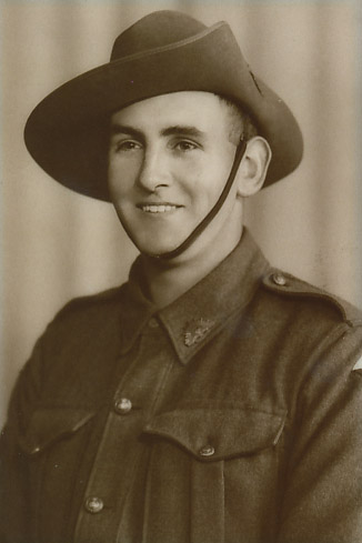 Robert W Staley -  during WWII